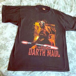 Darth Maul Star Wars ⭐️Grail / Double Sided Whoa😳